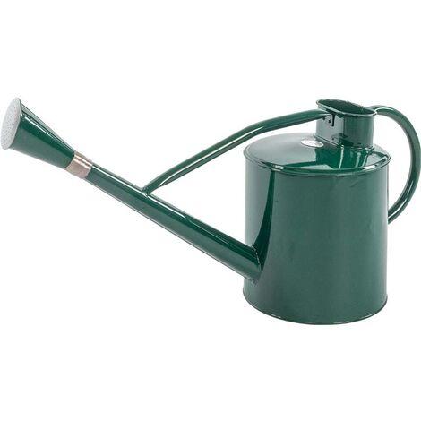 Arrosoir longue portée en acier galvanisé 9 litres