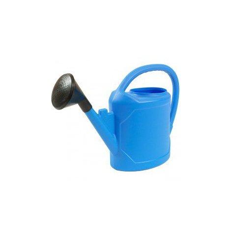 Arrosoir ovale 6L Bleu avec pomme - Belli arrosage