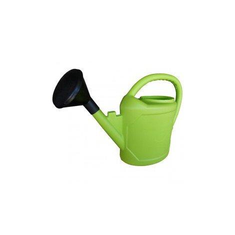 Arrosoir ovale 6L Vert avec pomme - Belli arrosage