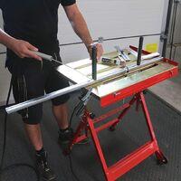 Arrows UK Heavy Duty portable mig tig welding table work bench