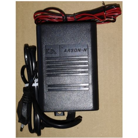 Arson-n 811195 transformador B52 estabilizado - En: 230Vac 50Hz - Out: 800mA 12V 1A