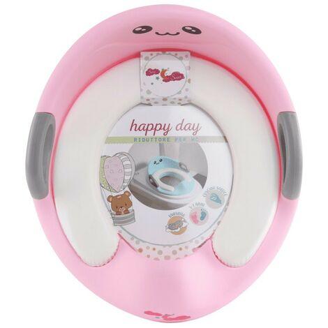 Art. 526200 Reductor WC para niños protector para salpicaduras y bonitos dibujos