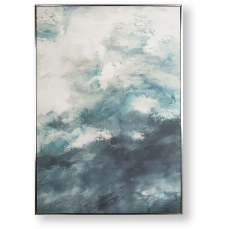Art for the Home Abstract Skies Framed Wall Art