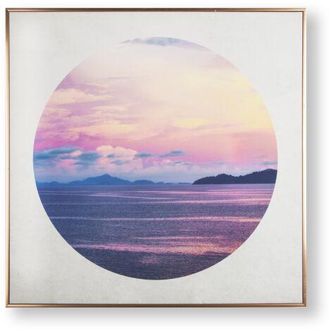 Art for the Home Paradise Skies Framed Wall Art