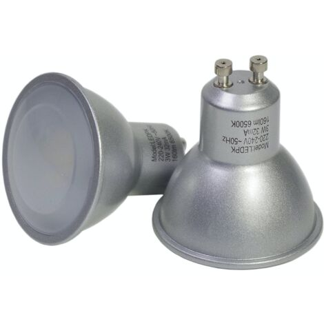 ART00821 TWIN PACK GU10 LED LAMP