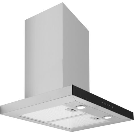ART10223 110CM WHITE CEILING HOOD