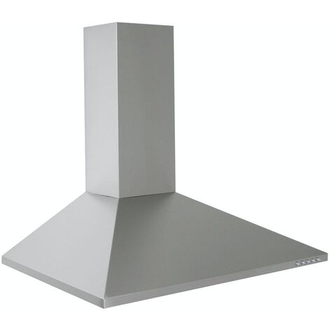 ART10927 70CM STAINLESS STEEL CHIMNEY COOKER HOOD