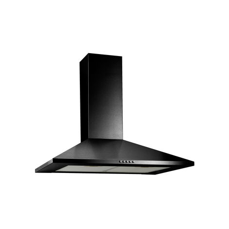 ART10931 70CM CHIMNEY BLACK CHIMNEY HOOD