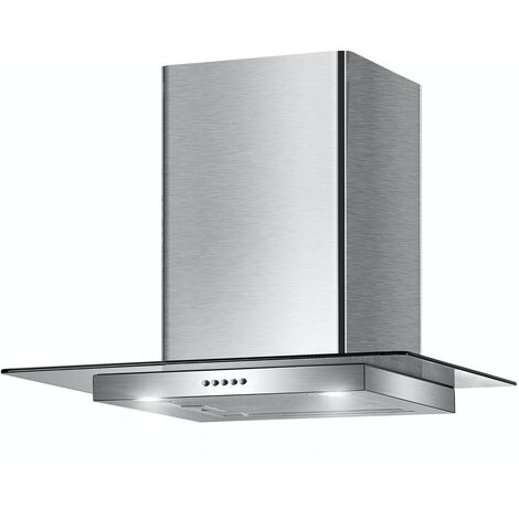 ART11424 70CM FLAT GLASS COOKER HOOD