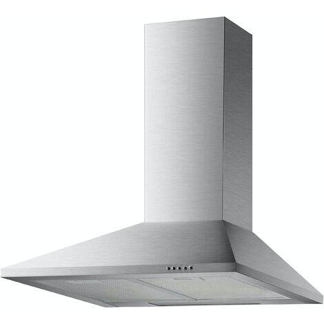 ART28368 ECONOLUX 60cm Chimney Cooker Hood