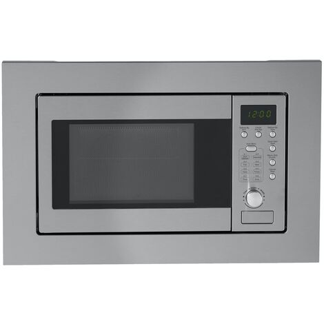 ART28604 60cm Built-in Stainless Steel Microwave with 20 Litre Capacity