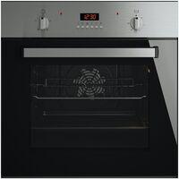 ART28744 MyAppliances ART28744 Electric Fan Oven in Black / Stainless Steel