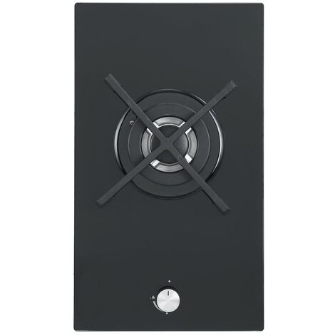ART28953 30CM SINGLE BURNER GAS ON GLASS HOB