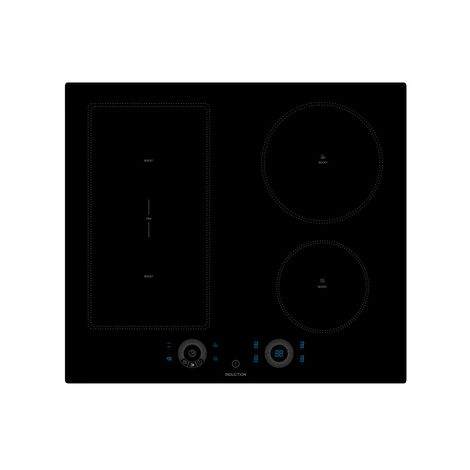 ART29167 60CM SMART WHEEL FLEXI ZONE BOOST INDUCTION HOB