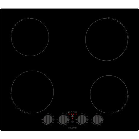 ART29171 60CM INDUCTION HOB WITH CONTROL KNOBS