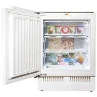 ART29401 White Built-Under Freezer A-Rated with 100 Litres Capacity