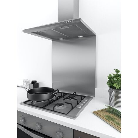 ART29704 60x75cm Stainless Steel Splashback