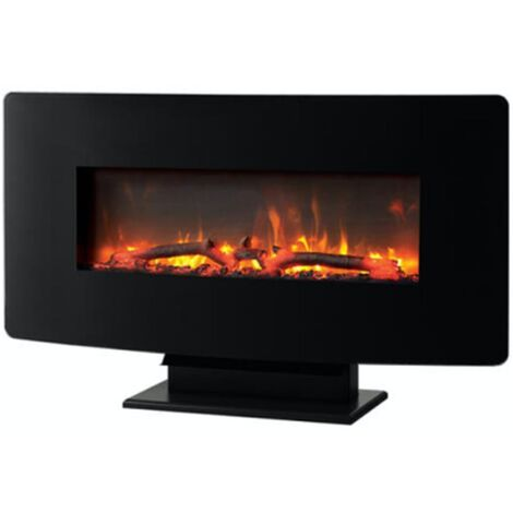 ART90005 PEDESTAL / WALL MOUNTED ELECTRIC FIRE