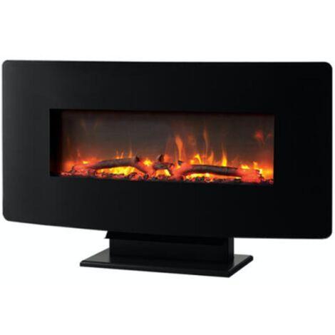 ART90007 PEDESTAL / WALL MOUNTED ELECTRIC FIRE