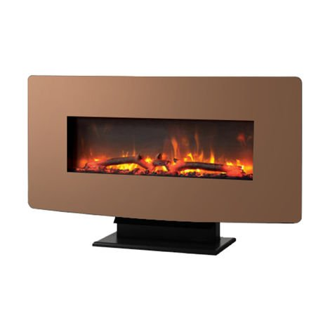 ART90008 PEDESTAL / WALL MOUNTED ELECTRIC FIRE