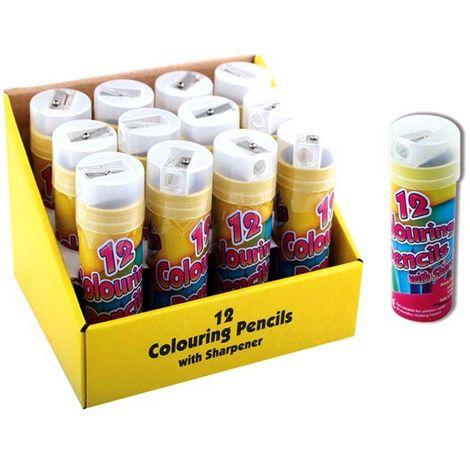 ArtBox - Crayons de couleurs (Taille Unique) (Multicolore)