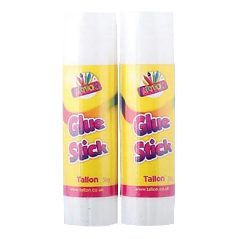 Image of Twist Action Glue Stick (4 Pack) (White) - Artbox