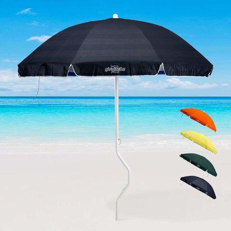 ARTEMIDE GiraFacile® 200cm Patented Cotton Beach Umbrella