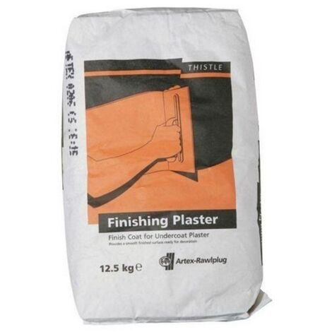 Artex 5200160166 Thistle Finishing Plaster 12.5kg