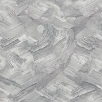 Arthouse Diamond Cut Stone Grey Wallpaper