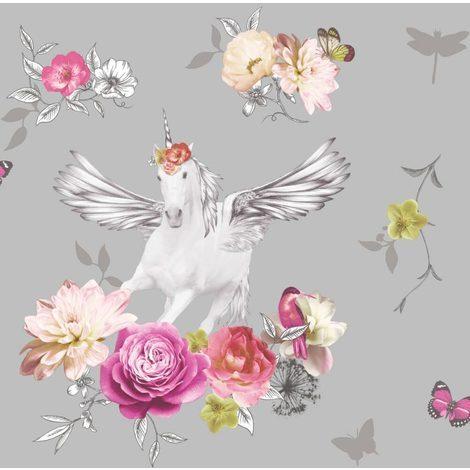 Arthouse Fantasia Wallpaper With Encased Glitter Anastasia