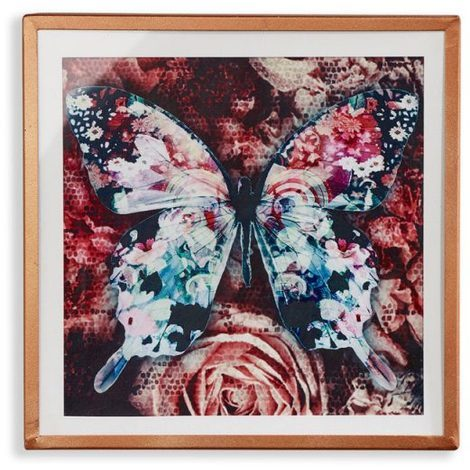 Arthouse Filled Frame Noctural Butterfly 004425