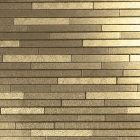 Arthouse Foil Vinyl Wallpaper Slate Brick