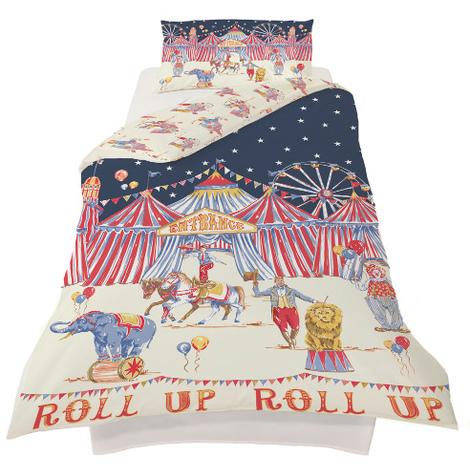 Arthouse Imagine Fun 2 Single Bedding Set Circus Fun 004704