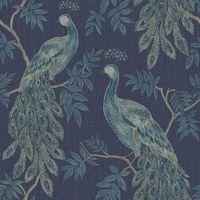 Arthouse Lazzaro Blue Wallpaper