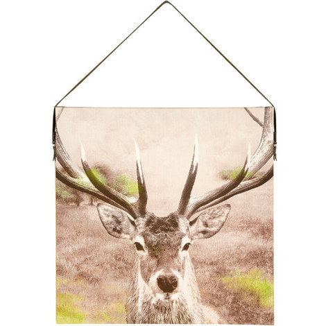 Arthouse Lochs & Lagoons Canvas Stag