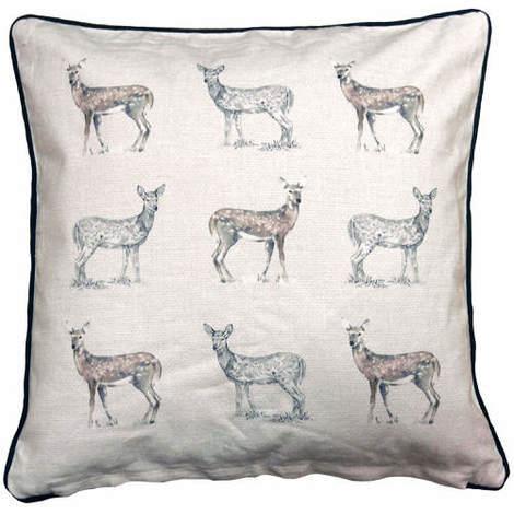 Arthouse Lochs & Lagoons Cushion Deer (Reversible)