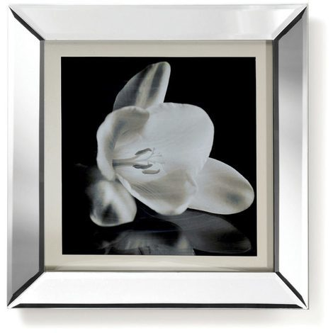 Arthouse Mirror Framed Print Showstopper Floral 004315