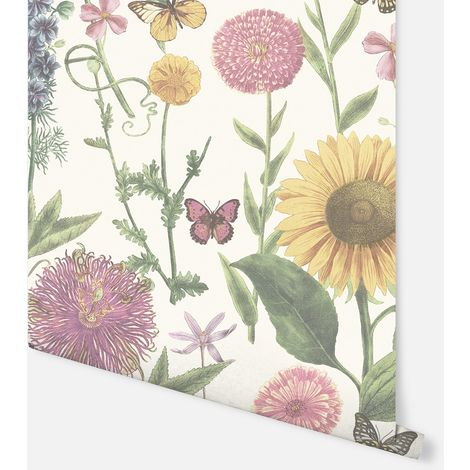 Arthouse Paste The Paper Wallpaper Summer Garden