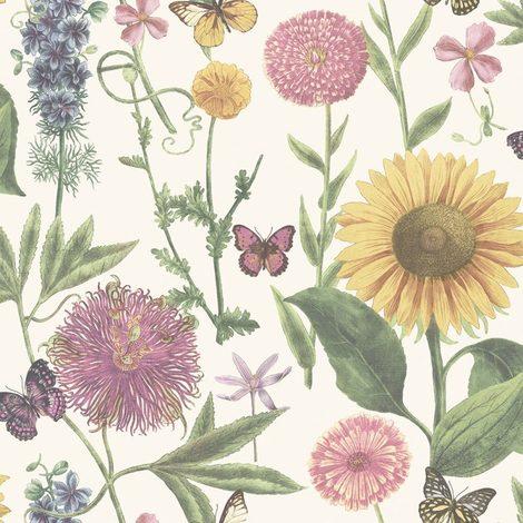 Arthouse Paste The Paper Wallpaper Summer Garden