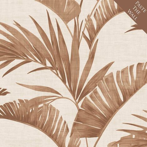 Arthouse Paste The Wall Wallpaper Banana Palm
