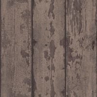 Arthouse Paste The Wall Wallpaper Mahogany Wood Plank 610802