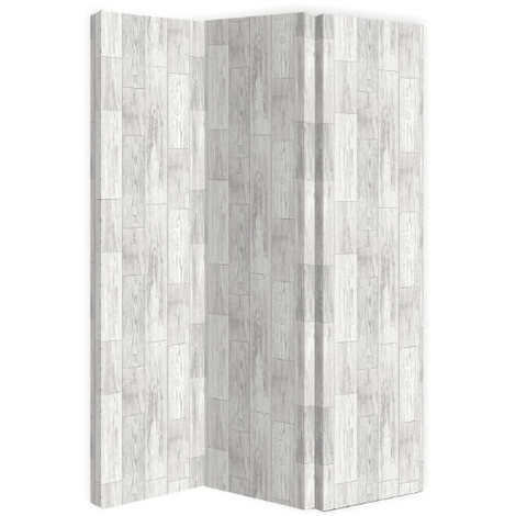 Arthouse Salcombe Wood Room Divider Screen 004624
