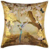 Arthouse Suki Gold Foil Cushions/Pillow 004765