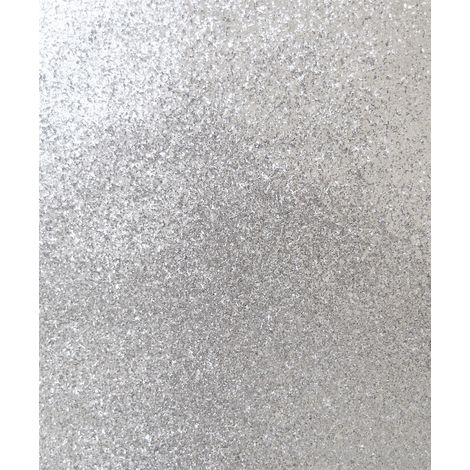 Arthouse Wallpaper 900900 Sequin Sparkle Silver