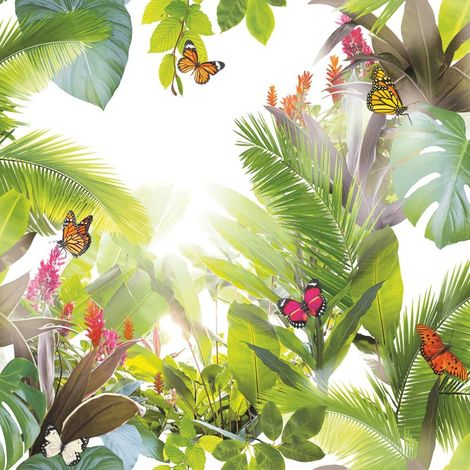 Arthouse Wallpaper Amazonia Citrus 690300