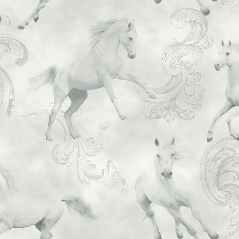 Arthouse Wallpaper Camarillo Grey 667300