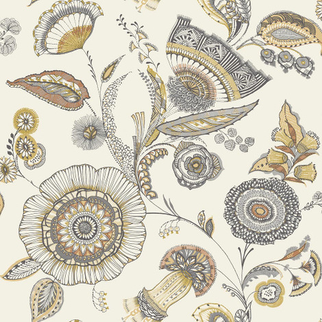 Arthouse Wallpaper Catarina Gold 690801