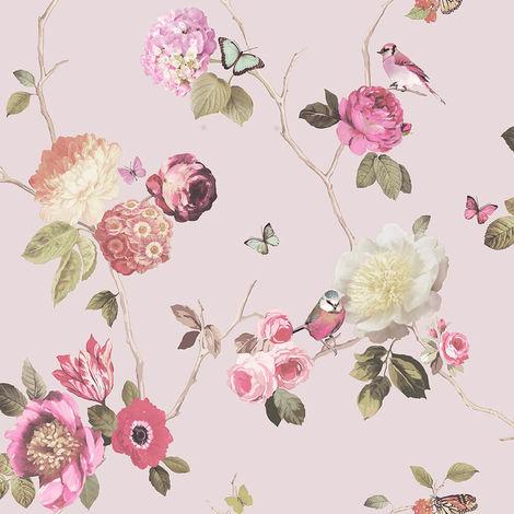 Arthouse Wallpaper Charmed Blush 889802 Full Roll