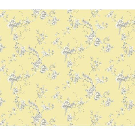 Arthouse Wallpaper Chinoise Yellow 422804