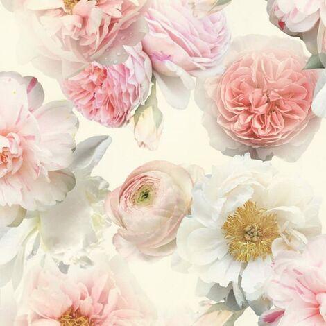 Arthouse Wallpaper Diamond Bloom Blush 257000